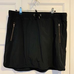 Black Athleta Skort